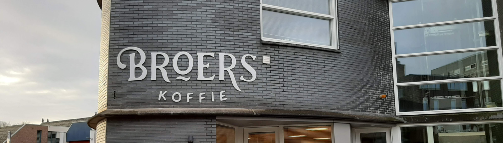 Borers koffie header