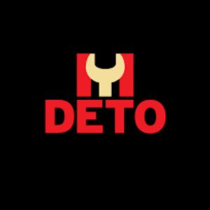 DETO logo