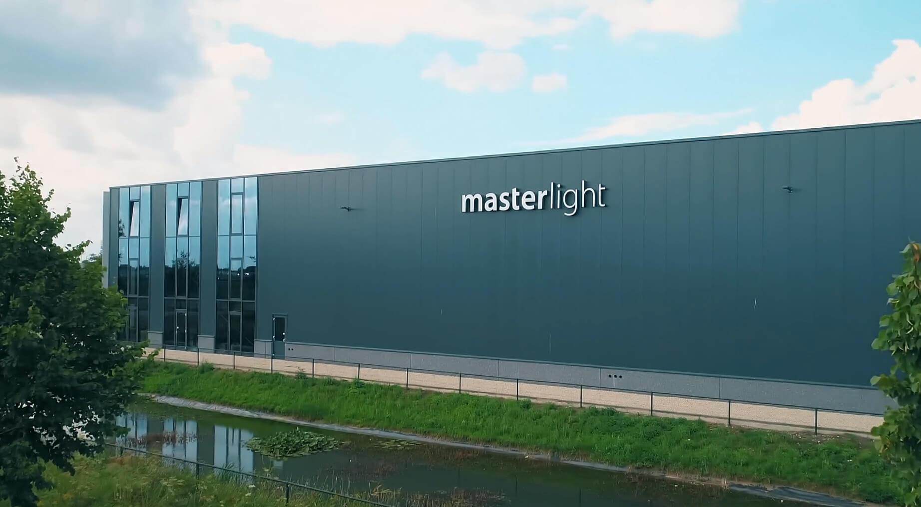 Masterlight doosletters 8