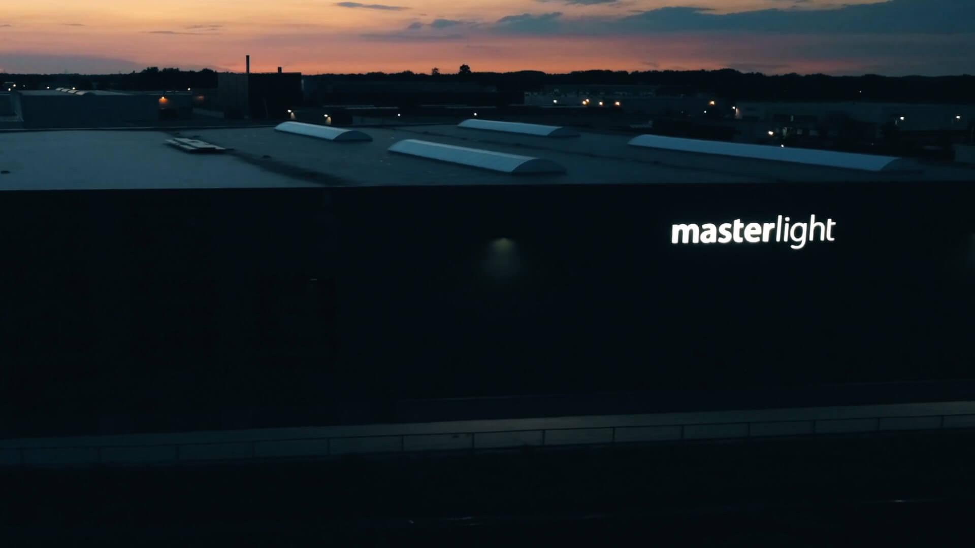 Masterlight doosletters 10