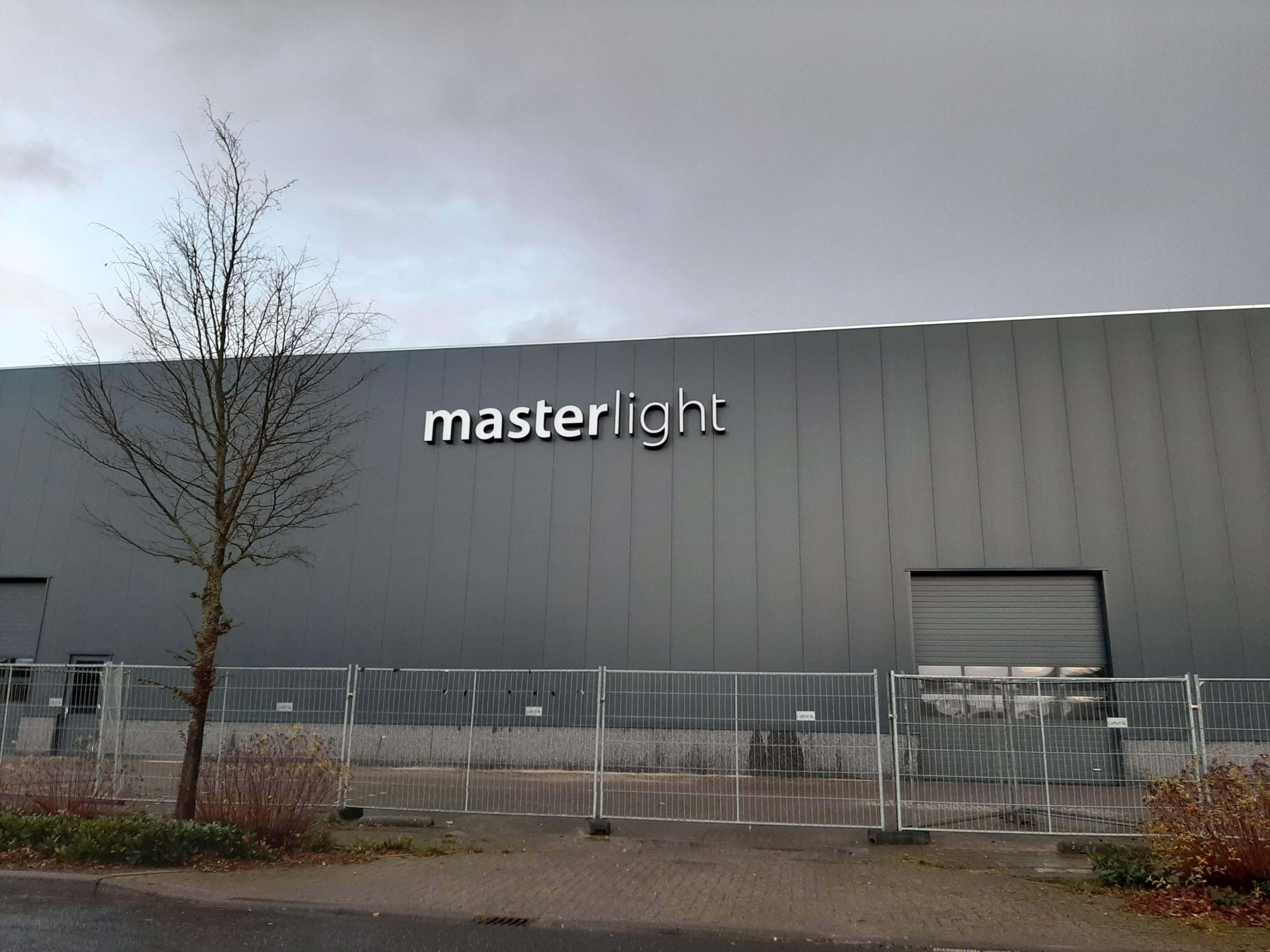 Masterlight doosletters 5